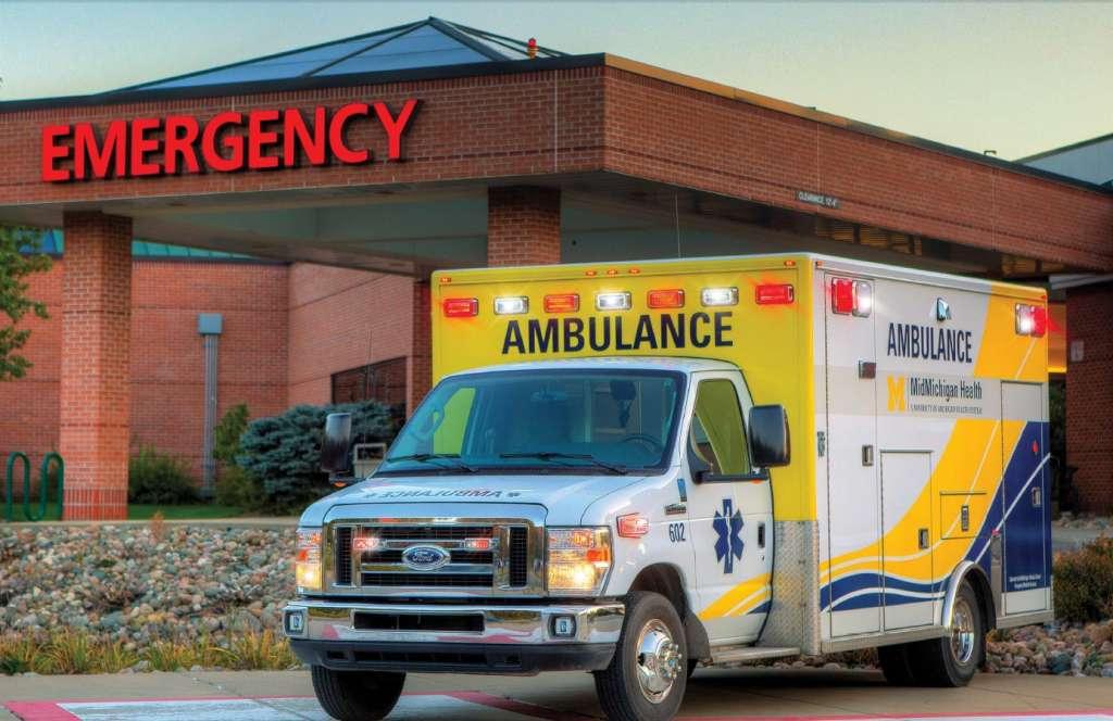 Midmichigan Ems Emergency Vehicles Plus