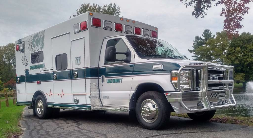 Luce County EMS | Emergency Vehicles Plus