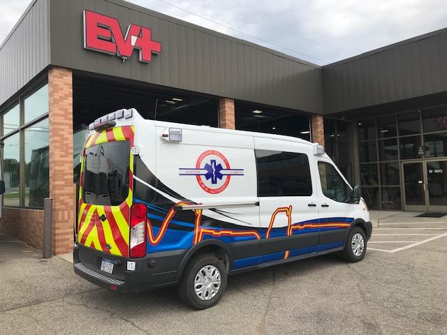 Category Archives: Ambulance | Emergency Vehicles Plus
